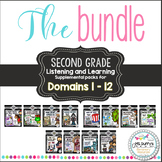 CKLA BUNDLE second grade listening and learning domains Co