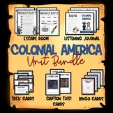 CKLA 3rd Grade Colonial America Unit Bundle