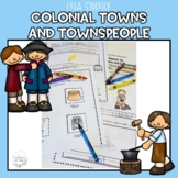 CKLA Colonial Towns and Townspeople Sidekick