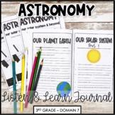 Astronomy | CKLA | Core Knowledge Listening Journal | Domain 7