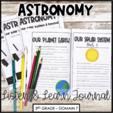 """CKLA Core Knowledge """"Astronomy"""" Domain 7 Student Booklet"""