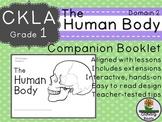 CKLA Core Knowledge First Grade The Human Body Companion Domain 2