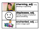 CKLA Core Knowledge Grade 2 Domains 1-12 Vocabulary Cards