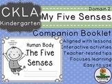 CKLA Core Knowledge Kindergarten Human Body Five Senses Companion Domain 2
