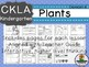 CKLA Core Knowledge Kindergarten Plants Companion Domain 4
