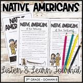 "CKLA Core Knowledge ""Native American"" Domain 8 Student Booklet"