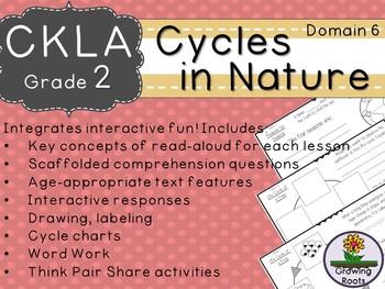 CKLA Core Knowledge Second Grade Cycles in Nature Companion Domain 6