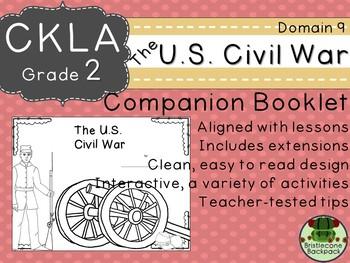 CKLA Core Knowledge Second Grade The U.S. Civil War Domain 9