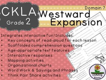 CKLA Core Knowledge Second Grade Westward Expansion Companion Domain 7