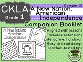 CKLA  D10 1st Grade A New Nation: American Independence Bo