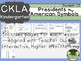 CKLA  D12 Kindie Presidents and American Symbols Companion Booklet TEAM LICENSE