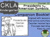 CKLA  D12 Kindie Presidents and American Symbols Companion