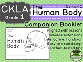 CKLA  Domain 2 First Grade The Human Body Companion Booklet