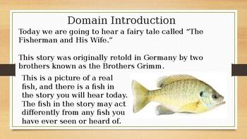 CKLA Domain 1 Lesson 1