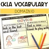 CKLA Domain 10 Vocabulary