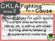 CKLA  Domain 12 Second Grade Fighting for a Cause Companion Booklet