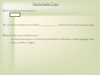 CKLA Domain 2 Lesson 1 for Grade 2