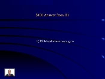 CKLA Domain 2 Review Jeopardy