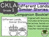 CKLA  Domain 3 1st Grade Different Lands, Similar Stories Booklet TEAM LICENSE
