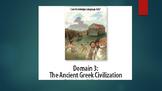 CKLA Domain 3  Ancient Greek Civilization lesson 5