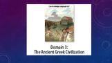 CKLA Domain 3  Ancient Greek Civilization lesson 6