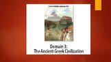 CKLA Domain 3  Ancient Greek Civilization lesson 9