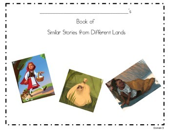 Listening and Learning Domain 3: Different Lands, Similar Stories for Grade One