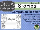 CKLA  Domain 3 Kindergarten Stories Companion Booklet TEAM LICENSE