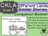 CKLA  Domain 3 First Grade Different Lands, Similar Stories Companion Booklet