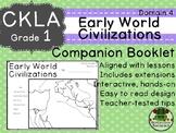 CKLA  Domain 4 First Grade Early World Civilizations Compa