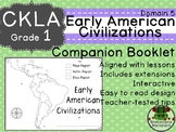 CKLA  Domain 5 First Grade Early American Civilizations Co