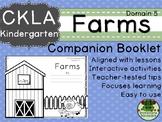 CKLA Domain 5 Kindergarten Farms Companion Booklet