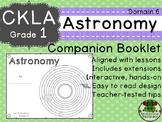 CKLA  Domain 6 First Grade Astronomy Companion Booklet