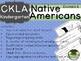 CKLA Domain 6 Kindergarten Native Americans Companion Booklet