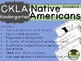CKLA Domain 6 Kindergarten Native Americans Companion Booklet