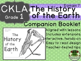 CKLA  Domain 7 First Grade History of the Earth Companion Booklet