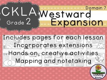 CKLA  Domain 7 Second Grade Westward Expansion Companion Booklet TEAM LICENSE