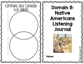 CKLA Domain 8 Native Americans