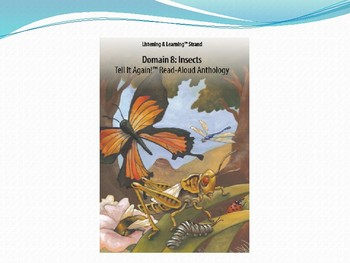 CKLA Domain 8 lesson 1
