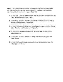 CKLA Domain Assessment