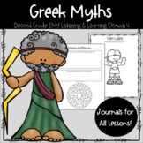 CKLA/ENY Greek Myths, Grade 2, Domain 4 Listening Journal