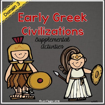 Early Greek Civilizations Supplemental Activities