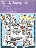 'I Can' Statements, 1st Grade, CKLA, EngageNY, Skills 1