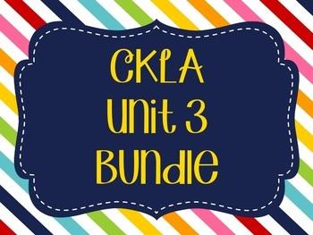 CKLA / EngageNY Unit 3 Flipcharts Bundle