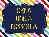 CKLA / EngageNY Unit 3 Lesson 3 Flipchart