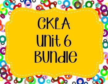 CKLA / EngageNY Unit 6 Flipchart Bundle