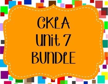 CKLA / EngageNY Unit 7 PowerPoint Bundle
