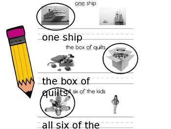 CKLA / EngageNY Unit 8 Lesson 7 PowerPoint