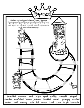 CKLA Fairy Tales Active Listening Journal, Grade 1