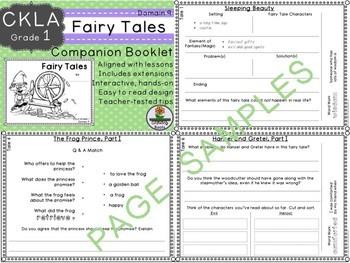 CKLA Fairy Tales D9: 1st GRADE LEVEL LICENSE